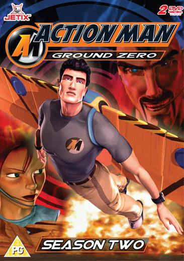 Design: Action Man Season Two