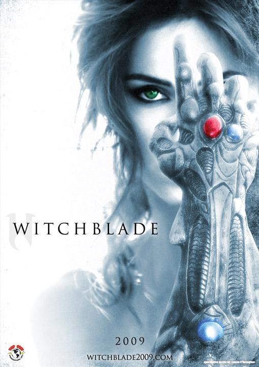 Design: Witchblade Movie Poster Teaser